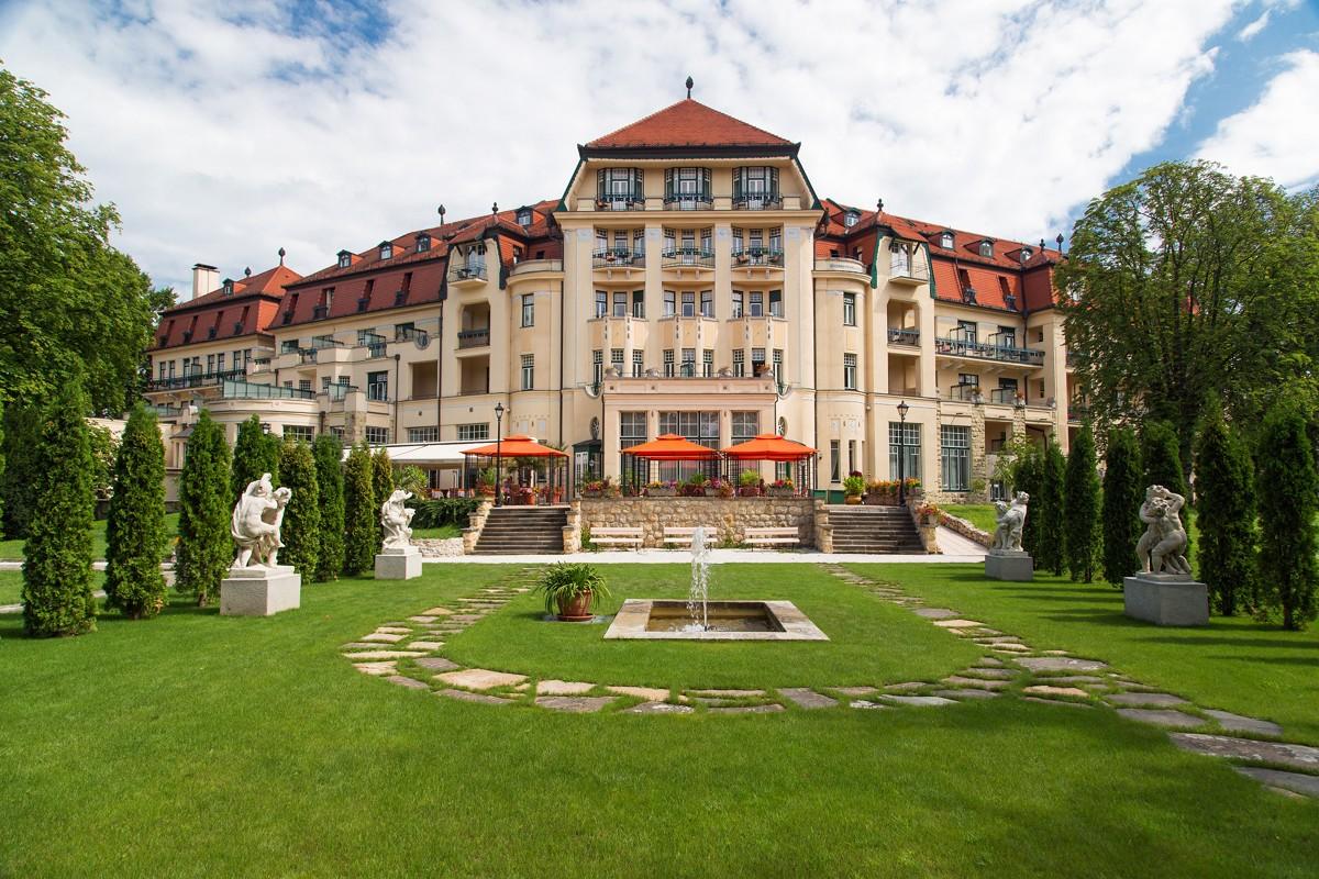 Danubius Health Spa Resort Thermia Palace *****