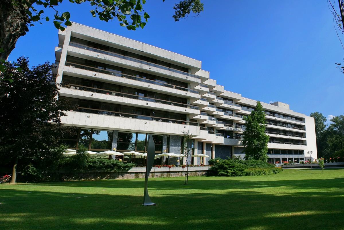 Danubius Health Spa Resort Esplanade, krídlo Esplanade ****