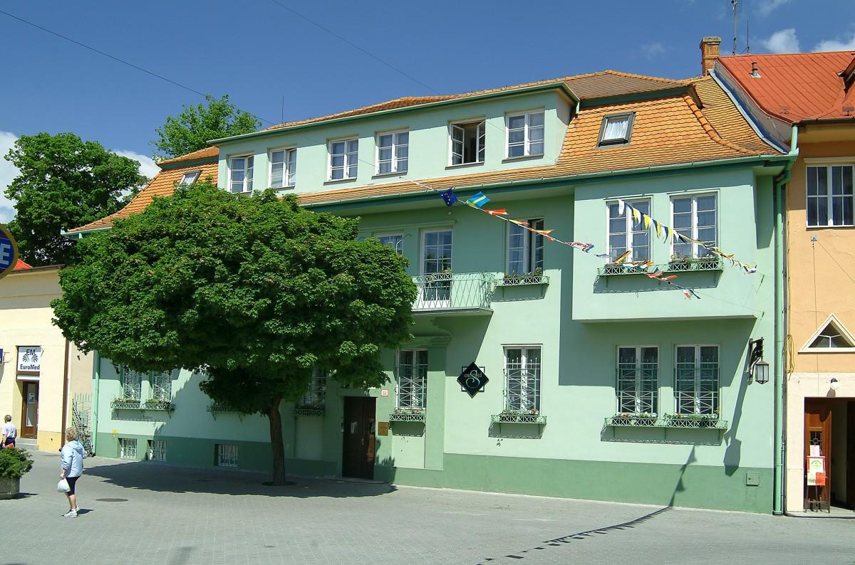 Jalta - Depandance Smaragd Ensana Health Spa Hotel **